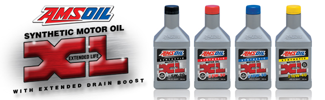 AMSOIL XL Synthetic Motor Oils